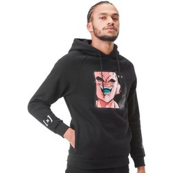 Vêtements Homme Sweats Dragonball Z DRAGON BALL Z Sweat à Capuche Homme Coton BUU3 Noir CAPSLAB Multicolore