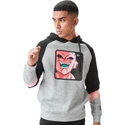 Vêtements Homme Sweats Dragonball Z DRAGON BALL Z Sweat à Capuche Homme Coton BUU Gris CAPSLAB Multicolore