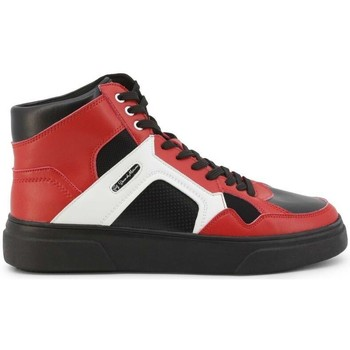 Chaussures Homme Baskets mode Duca Di Morrone - nick Rouge