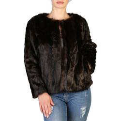Vêtements Femme Manteaux Yes Zee - g009_e600 Marron