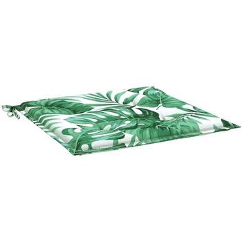 Maison & Déco Galettes de chaise VidaXL Coussin de chaise de jardin 50 x 50 x 4 cm Multicolore