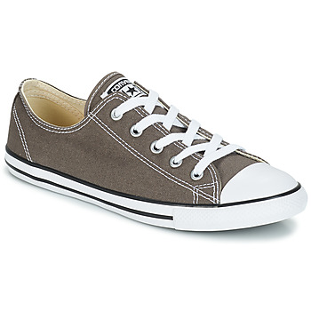 Chaussures Femme Baskets basses Converse CHUCK TAYLOR ALL STAR DAINTY OX Anthracite