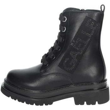 Chaussures Fille Bottines GaËlle Paris G-1232 Noir