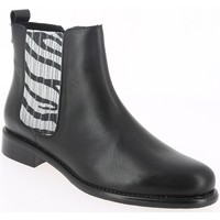Chaussures Femme Bottines We Do CO99223DB Noir