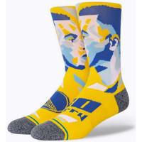 Accessoires Chaussettes de sport Stance Chaussettes NBA Curry Profiler Multicolore