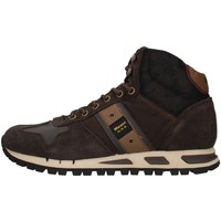 Chaussures Homme Baskets montantes Blauer F1MUSTANG05/CAM Marron