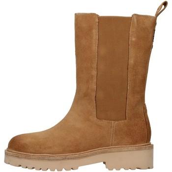 Chaussures Femme Bottes ville Blauer F1IVY02/SUE Beige