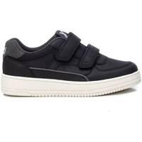 Chaussures Garçon Baskets mode Xti 05764903 noir