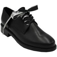 Chaussures Femme Derbies Frau AFRAU98L1arg nero