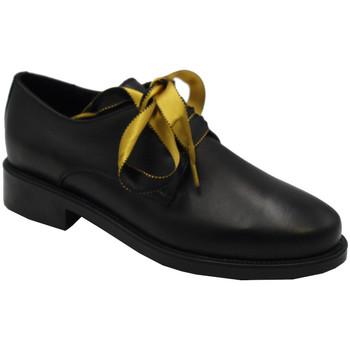Chaussures Femme Derbies Frau AFRAU98L1oro nero