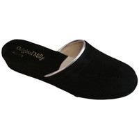 Chaussures Femme Chaussons Original Milly CHAUSSON DE CHAMBRE MILLY - 7200 NOIR Noir