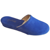 Chaussures Femme Chaussons Original Milly PANTOUFLE DE CHAMBRE MILLY - 7200 ROYAL Multicolor
