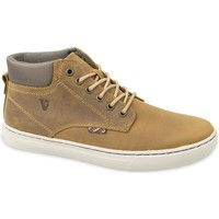 Chaussures Homme Bottes Valleverde 17860A polacchini Yellow
