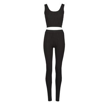 Vêtements Femme Ensembles de survêtement Yurban  Noir