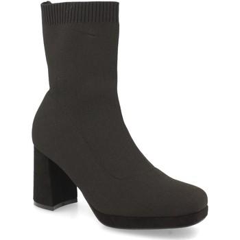Chaussures Femme Bottines Buonarotti 2A-1499 Negro