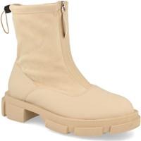 Chaussures Femme Bottines Buonarotti 2AW-1413 Beige