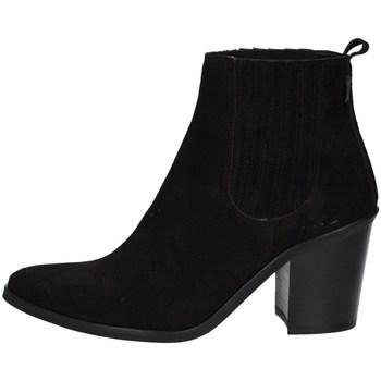 Chaussures Femme Bottines Dakota Boots DKT 24 NE NOIR