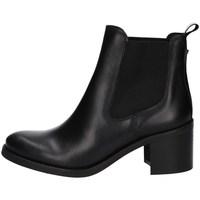 Chaussures Femme Bottines Dakota Boots C 6 TXN NOIR