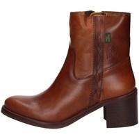 Chaussures Femme Bottines Dakota Boots C 12 TXC CUIR