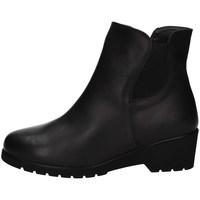 Chaussures Femme Bottines Melluso R35600A NOIR