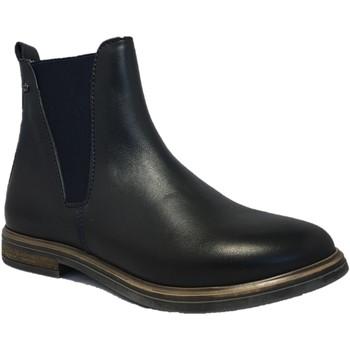 Chaussures Fille Bottines Stones and Bones Gilla Marine