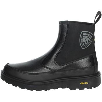 Chaussures Femme Boots Blauer GRETNA02 Noir