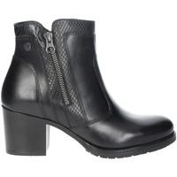 Chaussures Femme Boots Valleverde 47620 Noir