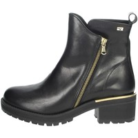 Chaussures Femme Boots Valleverde 28620 Noir