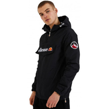 Vêtements Blousons Ellesse Veste enfilable noir   MONT 2 SHS06040 Noir