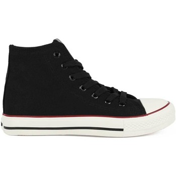 Chaussures Femme Baskets montantes Chika 10 72643 BLACK