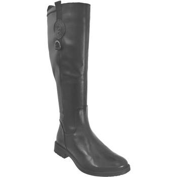 Chaussures Femme Bottes ville Bugatti 411-5693t Noir