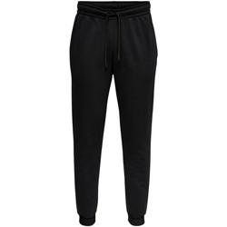 Vêtements Homme Pantalons de survêtement Only & Sons  22018686 Noir