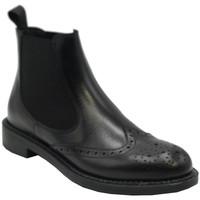 Chaussures Femme Boots Frau AFRAU95L7nero nero