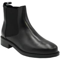 Chaussures Femme Boots Frau AFRAU98L3nero nero