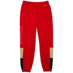 Vêtements Homme Pantalons de survêtement Lacoste Pantalon de$SKU Rouge