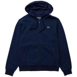 Vêtements Homme Sweats Lacoste Sweat à capuche$SKU Bleu