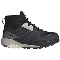 Chaussures Enfant Randonnée adidas Originals J Terrex Trailmaker Mid Noir