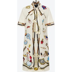 Vêtements Femme Robes courtes Moschino Riding Kit Lightweight Cady Dress Multicolor