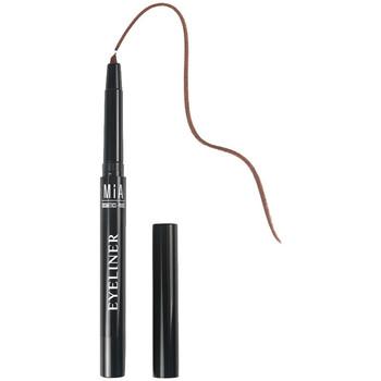 Beauté Femme Crayons yeux Mia Cosmetics Paris Eyeliner deep Brown 0,2 Gr