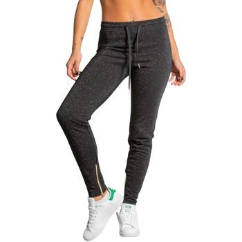 Vêtements Femme Pantalons de survêtement Love Moschino W154305M4308 Noir