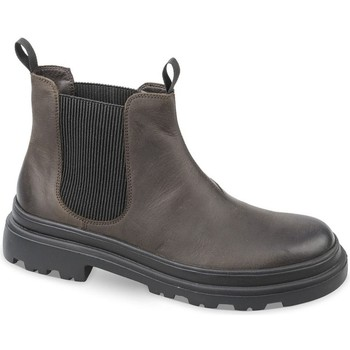 Chaussures Homme Bottes Valleverde 36885 beatles Brown