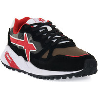 Chaussures Homme Baskets basses W6yz 1A46 WOLF Nero