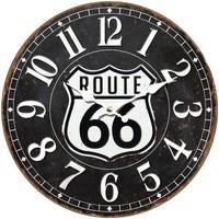 Maison & Déco Horloges Signes Grimalt Horloge Murale 34 Cm. Negro