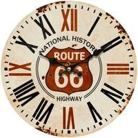 Maison & Déco Horloges Signes Grimalt Horloge Murale 34 Cm. Marrón