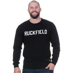Vêtements Homme Pulls Ruckfield Pull col rond  noir Noir