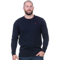 Vêtements Homme Pulls Ruckfield Pull essentiel bleu marine Bleu
