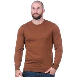 Vêtements Homme Pulls Ruckfield Pull essentiel marron Marron