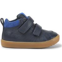 Chaussures Enfant Baskets mode Camper Baskets cuir Pursuit FW bleu
