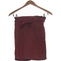 Vêtements Femme Jupes Bershka Jupe Courte  36 - T1 - S Rose