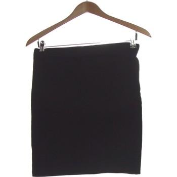 Vêtements Femme Jupes H&M Jupe Courte  38 - T2 - M Noir